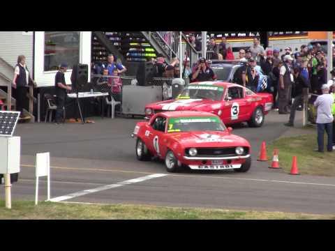 Shannons Classic Touring Cars Entering Sydney Motorsport Park 2014