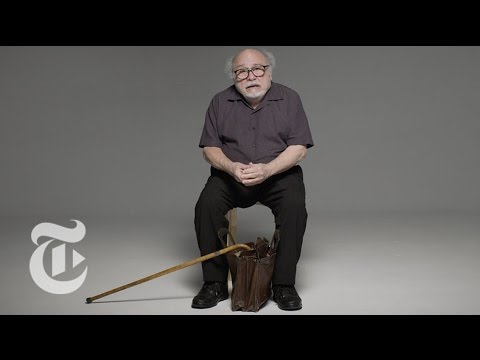 How Danny DeVito Eats An Egg on Broadway  The New York Times