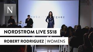 Robert Rodriguez | Nordstrom Live Spring 2018