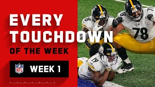 Every Touchdown from Week 1 | NFL 2020 Highlights