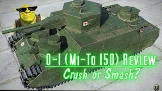 O-I (Mi-To 150) Gameplay Review - Crush or Smash?  || World of Tanks