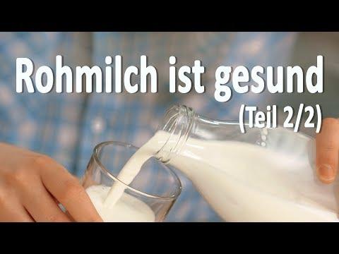 Rohmilch ist gesund: Warum ist Milch nicht gleich Milch? (2/2)
