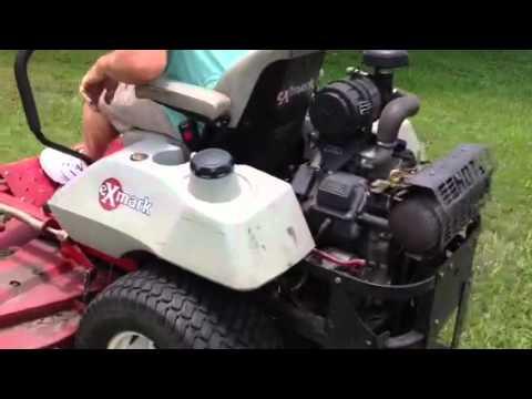 30 hp kohler engine exmark
