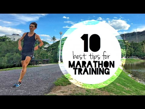 Marathon Running 10 Best Training Tips