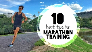 Marathon Running - 10 Best Training Tips