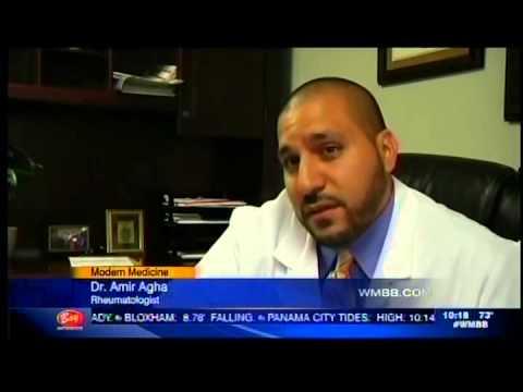Polymyalgia Rheumatica with rheumatologist Dr. Amir Agha & WMBB
