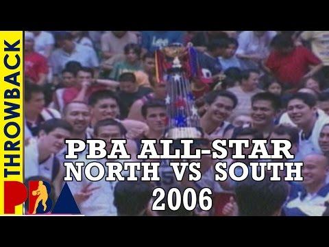 PBA All-Star 2006 North VS South | Misamis Oriental | Cagayan De Oro City