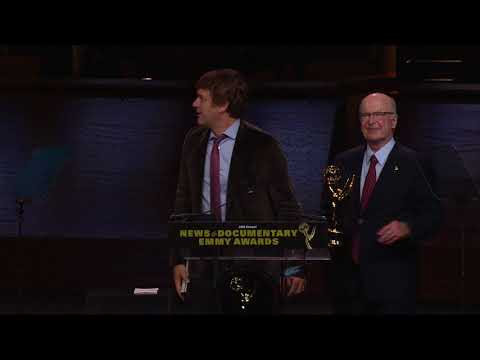 International Emmy Award: News
