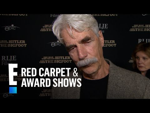 """Why Sam Elliott Is """"Completely Indebted"""" to Director Bradley Cooper   E! Red Carpet & Award Shows"""