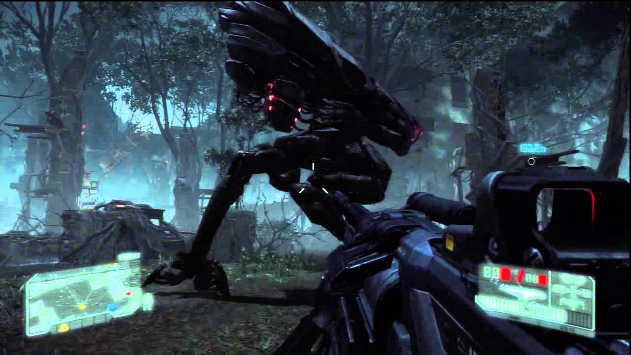 Crysis 3 Safeties Off Hack Ceph Pinger Incinerator Ceph Gun