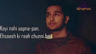 Tarasti Hain nigahen meri |ghalat fehmi Asim azhar.mp3