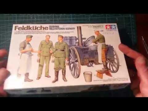 Tamiya 1/35 German Field Kitchen