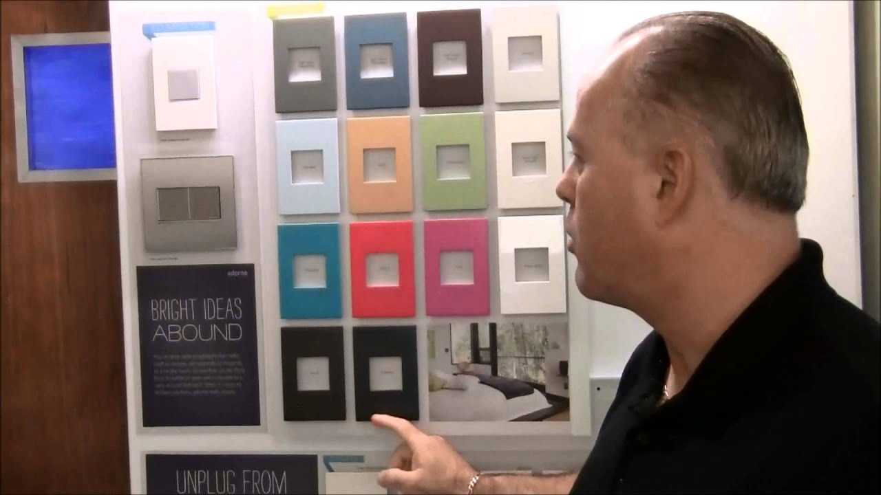 Legrand Adorne Switches and Dimmers - YouTube:,Lighting