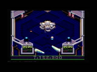 Classic Game Room - CRUE BALL review for Sega Genesis