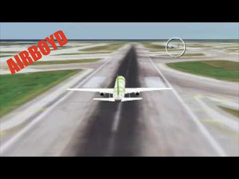 Runway Incursion United A320 and Delta Air Lines B757 - NTSB Animation