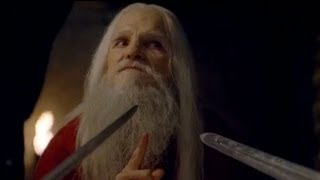 Merlin Series 5 Episode 7- A Lesson in Vengeance in Review- I Love Dragoon!!!