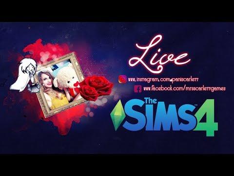 ? LIVE ? THE SIMS 4 - BUDUJEMY cmentarz ? thumbnail