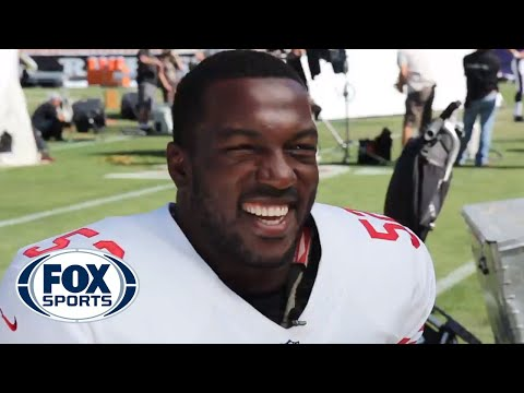 Joe Flacco and Patrick Willis Behind the Scenes with FOX Sports 1