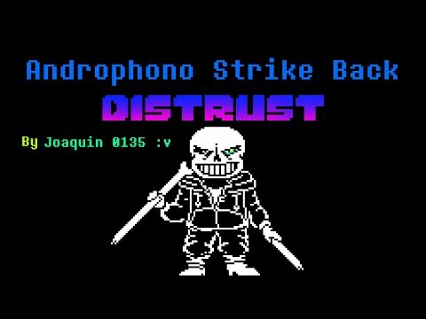 [Underswap] Androphono Strike Back (Distrust) Phase 2