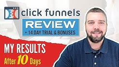 Clickfunnels Review | 14 Day Free Trial + Bonuses