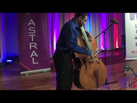 Live from the WRTI 90.1 Performance Studio: Xavier Foley plays Bach's Cello Suite No.1