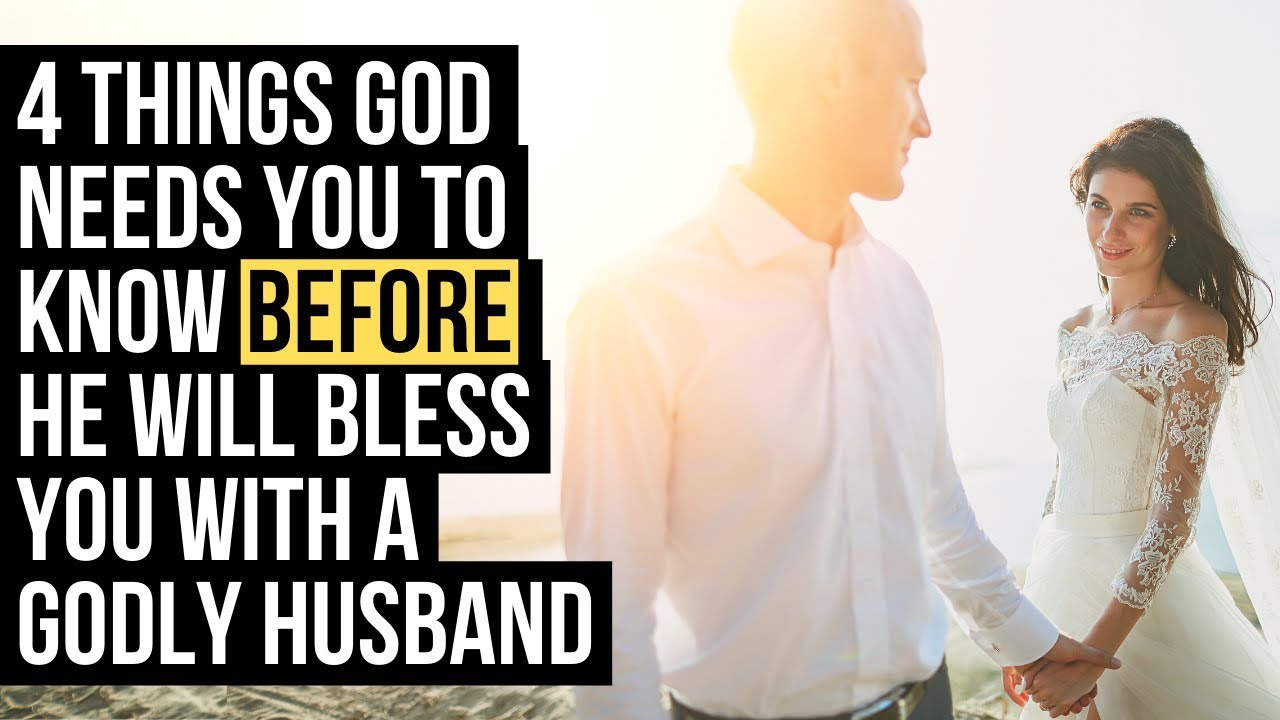 If You Want a Christian Husband One Day, God Wants You to . . .