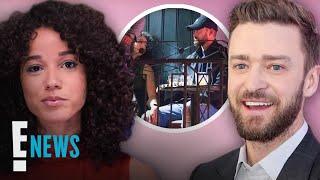 Justin Timberlake & Alisha Wainwright Spotted Again | E! News