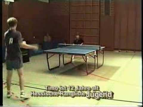 Timo boll de movie