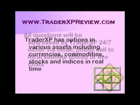 TraderXP - The Best Binary Options Trading Experience