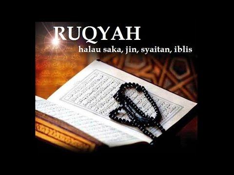 AYAT RUQYAH PENGUSIR JIN & SYAITAN TERJEMAHAN INDONESIA & ENGLISH TRANSLATION