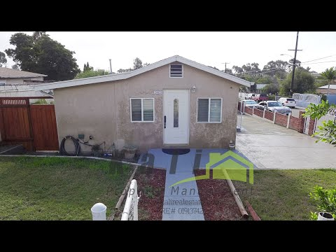 2402 32nd St National City CA 91950 - By Dario Barba, Kali Property Management