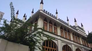 Azan at Masjid Sultan Mosque Singapore