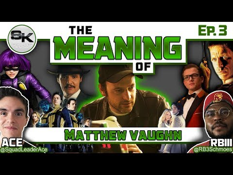 """""""The Meaning of"""" Podcast Ep.3 - Matthew Vaughn Mp3"""