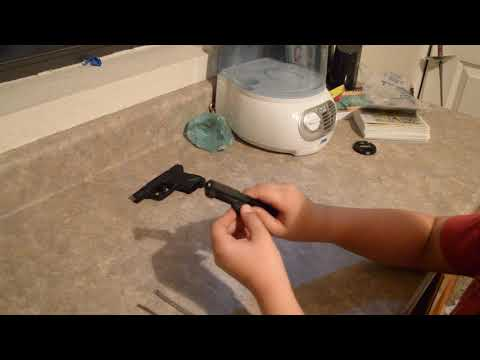 Ruger LCP II Disassembly and Assembly