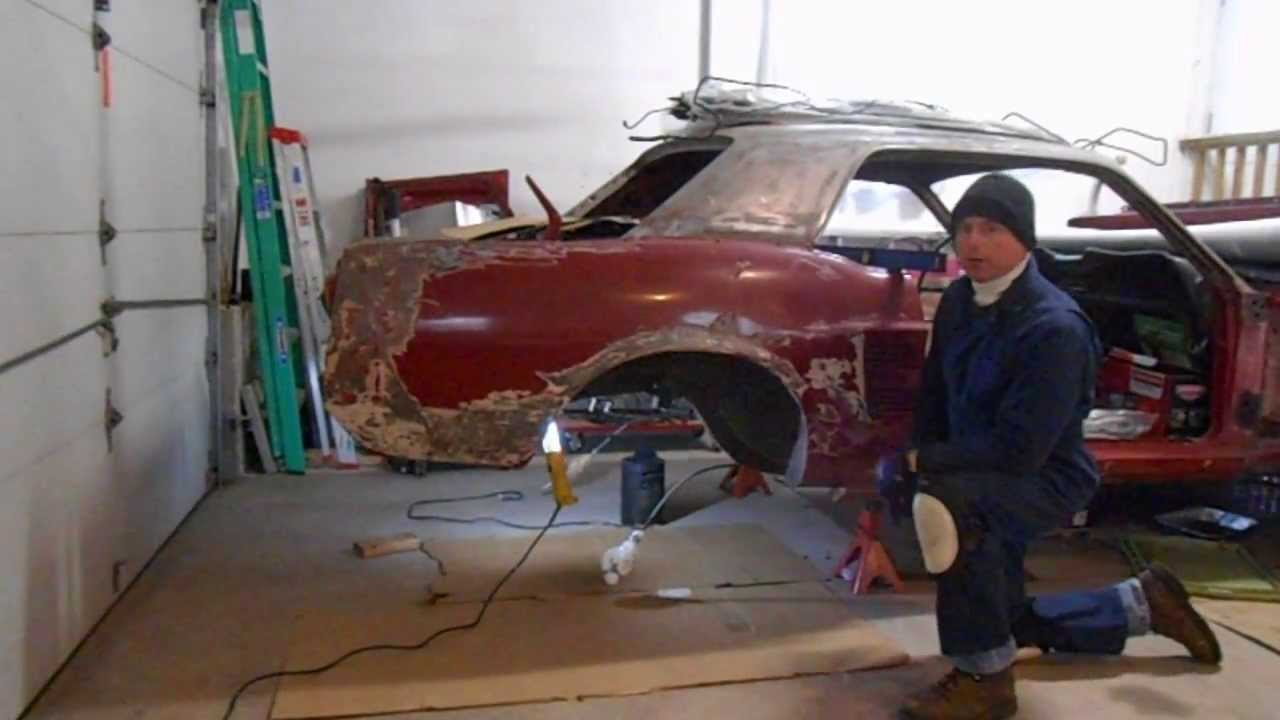 67 Mustang Restoration Frame Measurements Youtube