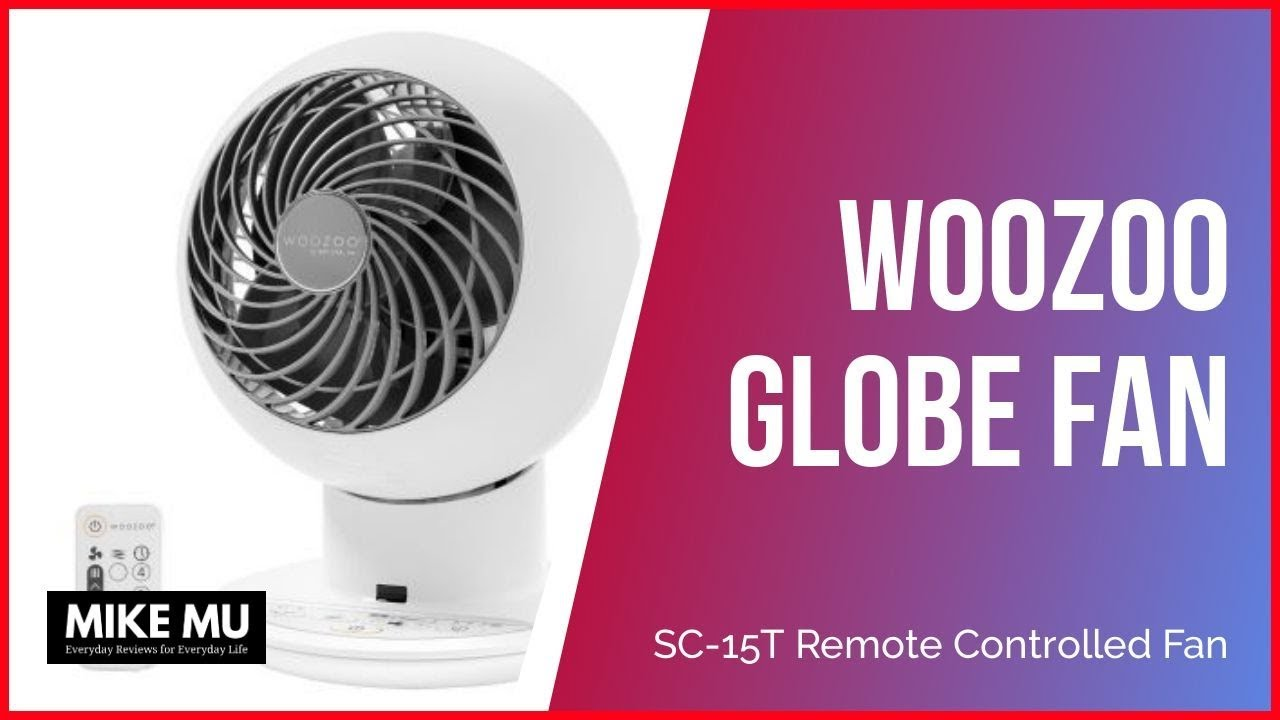 Download The WooZoo Globe Fan at Costco | Cute and Powerful