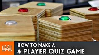 Quiz Game Buttons // How-To