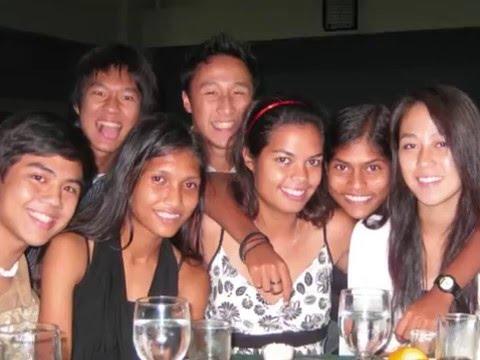 Rachel van Klaveren: 4 years of sports at International School Manila