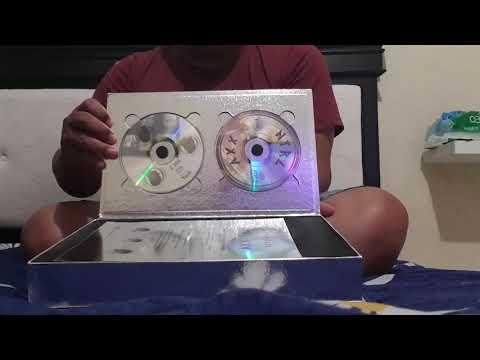 Unboxing Album NTRL XXV - 25 Tahun Berkarya