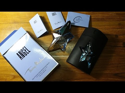Angel By Thierry Mugler (EDP) Fragrance Review (1992)