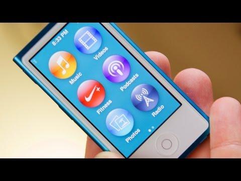 Apple iPod Nano Review 7th Generation (2012)