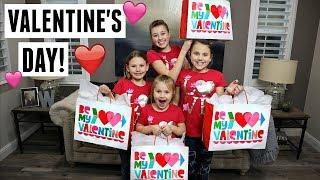 Happy Valentine&#39s Day! Opening Presents
