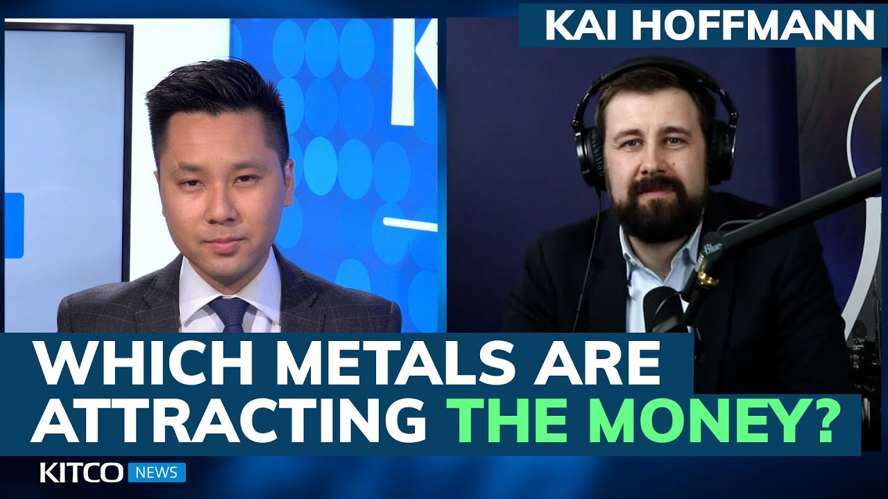 These are the metals attracting the most money right now – Kai Hoffmann