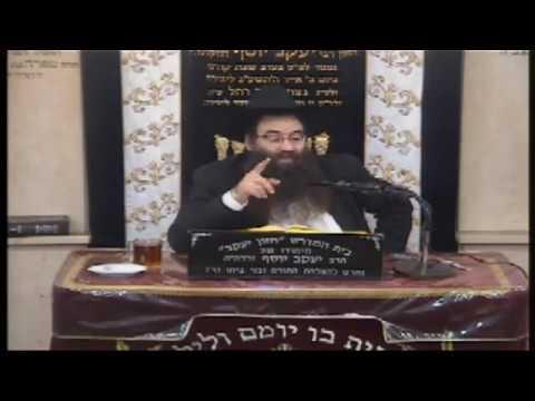 הרב עובדיה יוסף שליט''א הכשרת כלי זכוכית   פסח התשע''ט