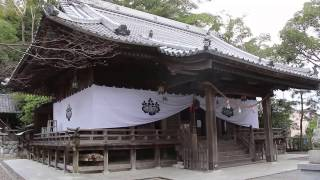 浜松 村櫛 八柱神社 2017