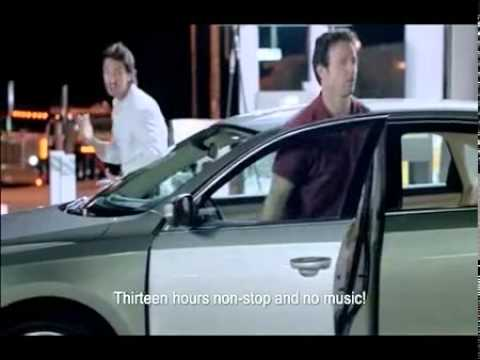 Spanish Road Trip - Funny 2014 VW Volkswagen Passat TDI TV Commercial