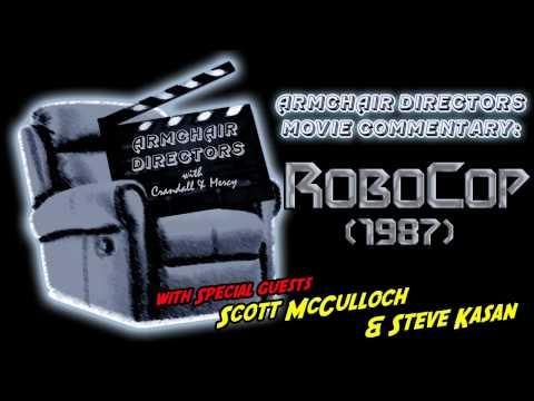 Robocop (1987) Armchair Directors Movie Commentary