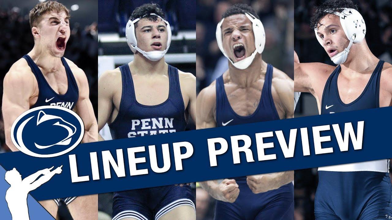 penn state roster 2020