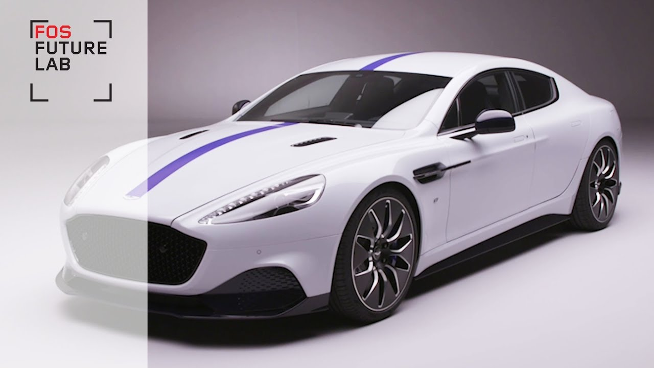 Aston Martin S Rapide E Is The Brand S First Ever Electric Car Youtube