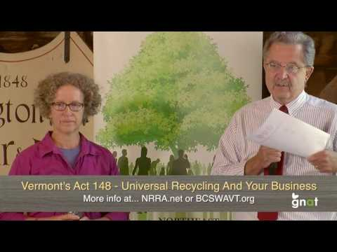 Universal Recycling & Your Business 07.20.16
